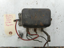 Mercedes Benz Ponton Bosh Voltage Regulator  12 volt  c
