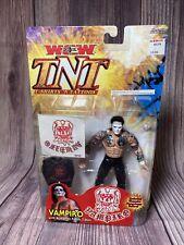 2000 WCW TNT T-Shirts 'n Tattoos Vampiro Wrestling figure WWF ICP XPW WWE Lucha
