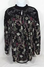 Woman's Large Style & Co Long Sleeve Knit Top
