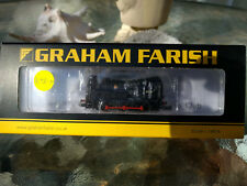 Graham Farish 371-020 Class 08 Diesel Shunter 13029 BR Black Early N Gauge