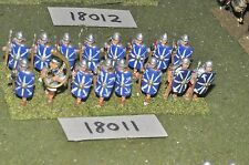 25mm roman legionaries 16 figures (18011)