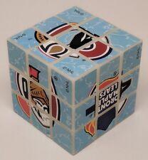 NHL Rubik's Cube 6 Logos Canadian Teams National Hockey League Puzzle Blue