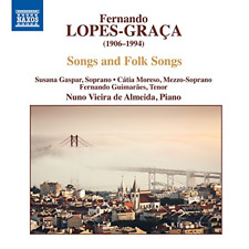 CLASSICAL V.A.-LOPES-GRACA: SONGS AND FOLK SONGS-JAPAN CD C15