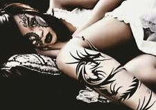 SEXY TATTOO BABE PRINT ART POSTER PICTURE A3 SIZE GZ1815