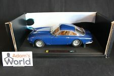 Hot Wheels Elite Ferrari 250 GT Berlinetta Lusso 1:18 blue (PJBB)