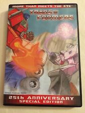 Transformers: More Than Meets the Eye - 25th Anniversary Special Edition -DVD
