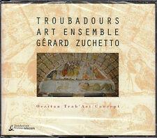 TROUBADOURS ART ENSEMBLE / GERARD ZUCHETTO Ai! Lemozi & Pascor @NEW TROB'ART 2CD