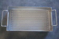 Instruments Tray Surgical Medical Equipment Dental Ent 9x5x2