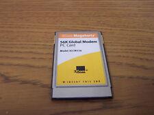 3Com Megahertz 56K Global PCMCIA PC Card Modem 3CCM156