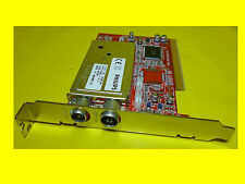 Anaolgen tv fm avec philips sv 20 tv/fm tuner CARD pci/Anubis knc1