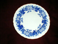 Wedgwood Blue Shell Edge BRAMBLE Chop Plate/Round Platter