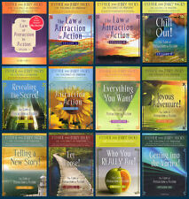 Abraham-Hicks Esther 24 DVD All 12 Law of Attraction In Action Sets - NEW