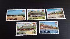 KIRIBATI 1980 SG 136-140 DEVELOPMENT  MNH