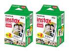 Película Instantánea FujiFilm Instax Mini Comp. Polaroid/Diana 40 foto