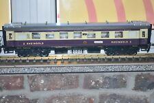 WILAG  FULGUREX RHEINGOLD   Replika Märklin Wagen 57 cm 2.Klasse TOP Zustand