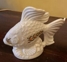 Lenox Fish Figurine Made In U.S.A. 1993