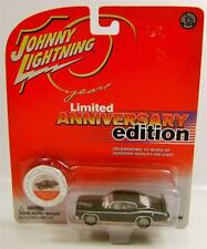 1971 '71 PLYMOUTH DUSTER 10 YEARS ANNIVERSARY EDITION JOHNNY LIGHTNING DIECAST