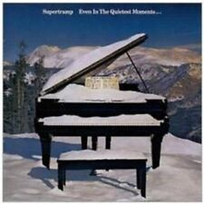 Supertramp - Even In The Quietest Moment (NEW CD)