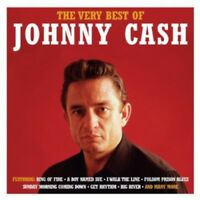 Johnny Cash - Very Best of [New CD] UK - Import
