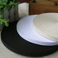 30mm Cotton Herringbone Twill Tape cushion ties apron flag strip string Bunting