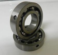 NEW Bridgestone Motorcycle 350 GTR, GTO Crankshaft crank bearings 09075-104 pair