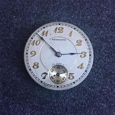 Vintage 38Mm New York Standard Openface Pocketwatch Movement