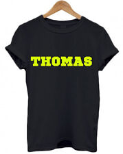 Personalised Name T-Shirt, Sport, Name Announcement, Baby Childs Adults T-Shirt