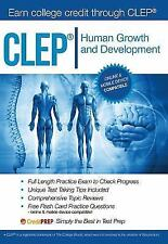 CLEP - Human Growth and Development by  GCP Editors