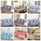 Cotton Blend Washable L-Shaped Sofa Couch Cover Protector for 1 2 3 4 seater L