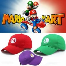 Super Mario Odyssey Cosplay Hat Luigi Bros Baseball Caps Anime Gifts Mario Cap