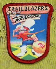 ~ Intellivision Video Game Vintage 80's Activision Award Patch Happy Trails ~
