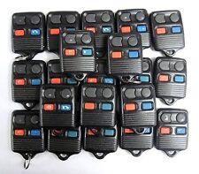 Lot 20 Mercry Lincoln Ford FCC ID GQ43VT11T remote control keyless entry keyfob