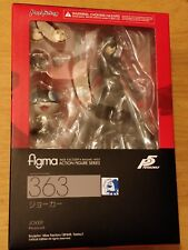 PERSONA 5 AKIRA KURUSU JOKER HERO PHANTOM THIEF FIGMA FIGURE  - NEW AND SEALED