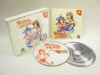 WELCOME TO PIA CARROT 2 Item Ref/bcb Dreamcast Sega Import Japan Game dc