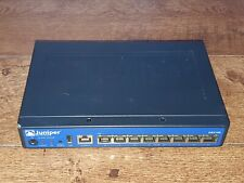Juniper Networks SRX100H Services Gateway Firewall Router no power supply