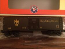 Lionel 25041 UPS Centennial Boxcar #1 New in Box!