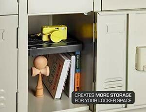 Adjust A Shelf Locker Shelf, Extend to Fit Your Locker, LockerMate  Mult Color