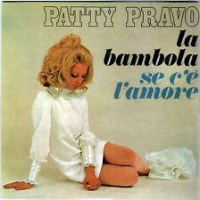 """PATTY PRAVO - LA BAMBOLA  RSD 2018 - 7"""" 45 giri NUOVO SIGILLATO"""