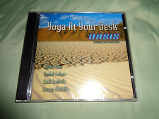 Cd: Yoga At Your Desk: Oasis
