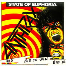 Anthrax State Of Euphoria Full Color Sticker Very Cool