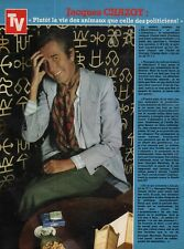 Coupure de presse Clipping 1980 Jacques Chazot  (1 page)