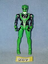 Power Rangers  Jungle Fury Green Elephant Ranger (297)