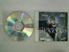 "LIL EAZY-E  ""REBIRTH OF GANGSTA RAP"" CD Rare Bone Thugs n Harmony Mixtape"