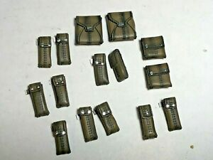 1/6-SCALE-POUCHES---FROM SIDESHOW DEADPOOL FIGURE.....LOOK