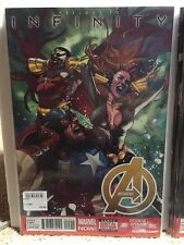 Avengers #15 Hickman Spencer Prelude To Infinity Comic Book