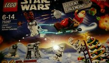 LEGO Star Wars Adventskalender 75097 NEU NEW ungeöffnet Weihnachtskalender 2015