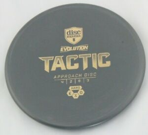 NEW Evolution Exo Hard Tactic 174g Putter Discmania Discs Golf Disc at Celestial