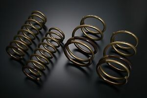 Tein High-Tech Lowering Springs - fits Subaru Forester SH5 - 2007-2012