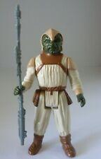 1983 STAR WARS Klaatu (Skiff Guard Outfit) ROTJ Figure KENNER / PALITOY No COO