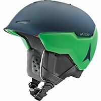 Atomic Revent+ AMID Ski Snowboard Mountain Helmet Dark Blue/Green S (51-55) NEW